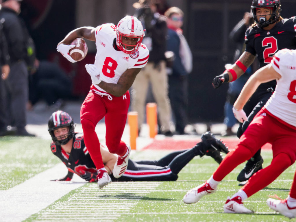 Last-Second Field Goal Dooms Huskers