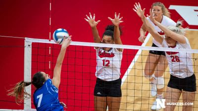 Huskers Roll To Ninth Straight Win