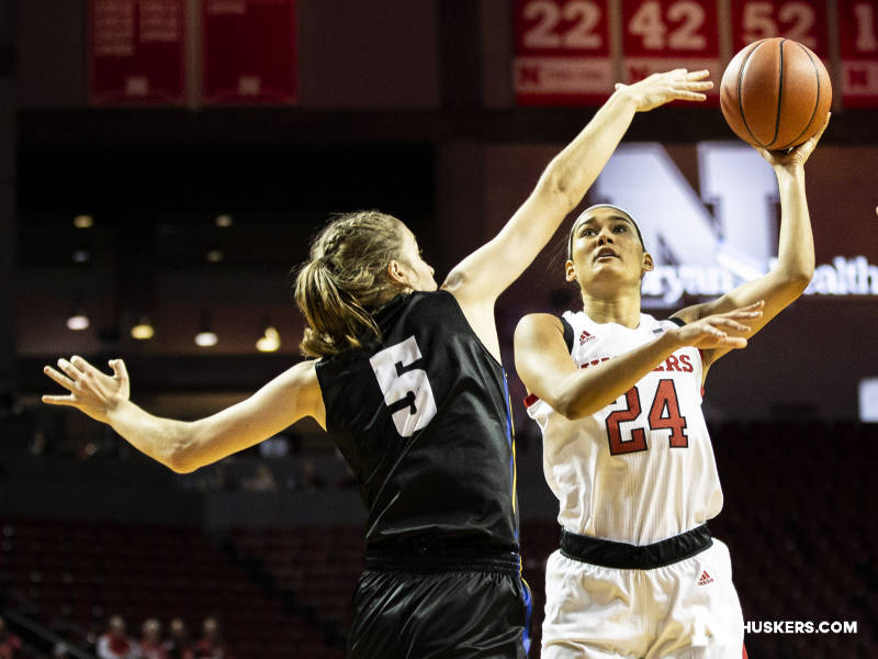 Huskers Too Much For UNK