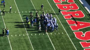 (Audio) Broncos buck Norfolk Catholic for first state title