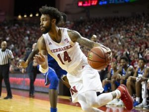 Copeland leads Husker Men past Missouri State at Hall of Fame Classic