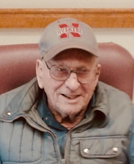Orville Raymond Hilton, 90, of Gothenburg, Nebraska