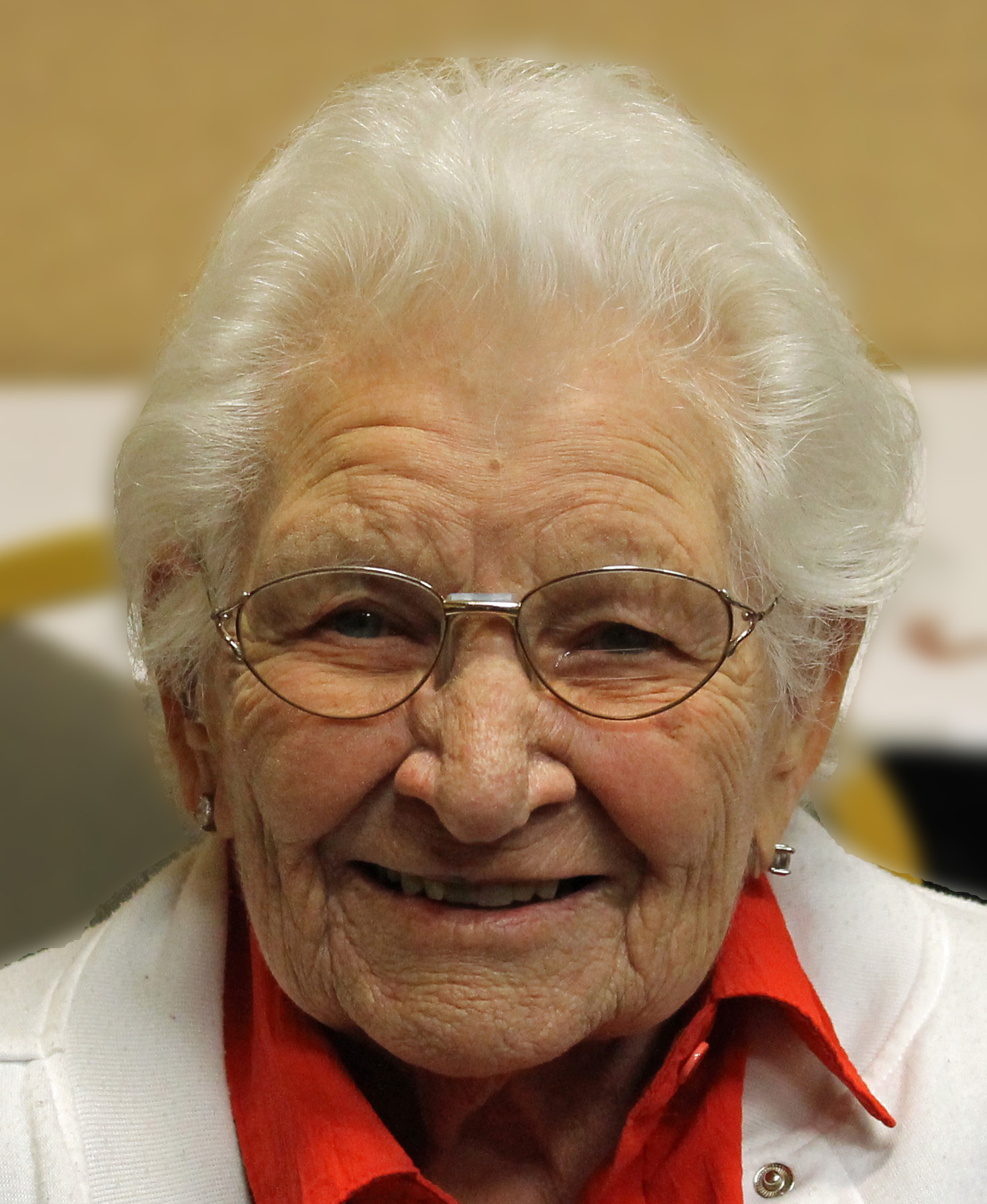 Lois Dorothy (Schmalken) Tams, 97 years of age, of Stamford