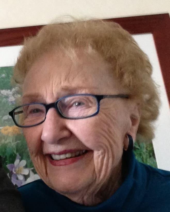 Thelma (Bartlett/Scheffler) Peterson, 100, of Gothenburg, Nebraska