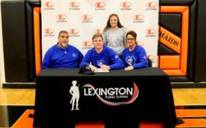 Lexington Seniors To Continue Career