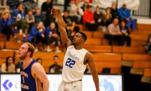 Panthers win big over Bethany College