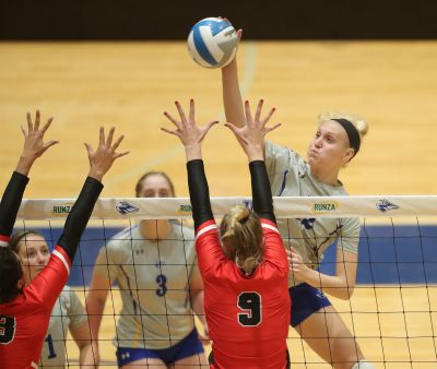 UNK Sweeps UCM In MIAA Tournament