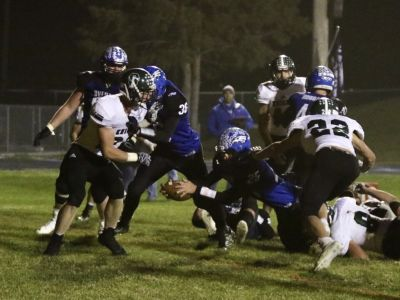(Audio) Overton Headed West For Playoff Matchup