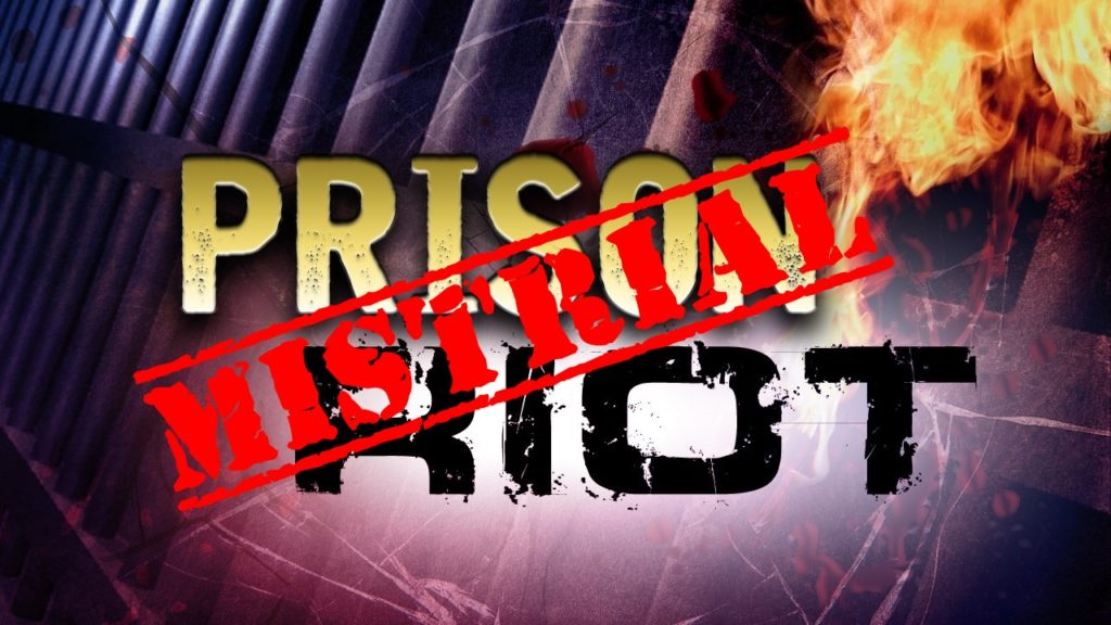 Judge has conflict in Nebraska riot case, declares mistrial