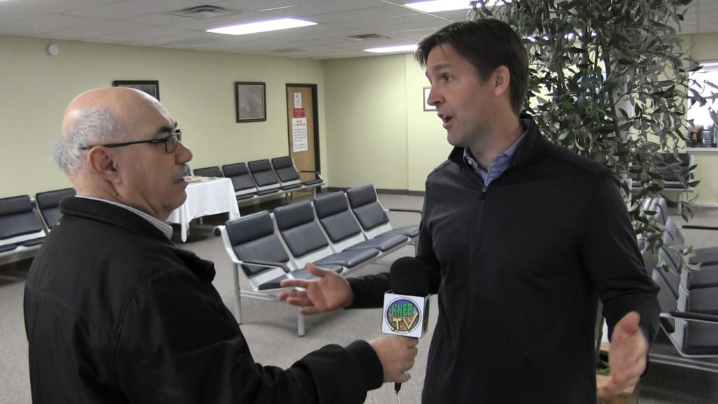 Sasse says no August recess kept him from traveling to panhandle