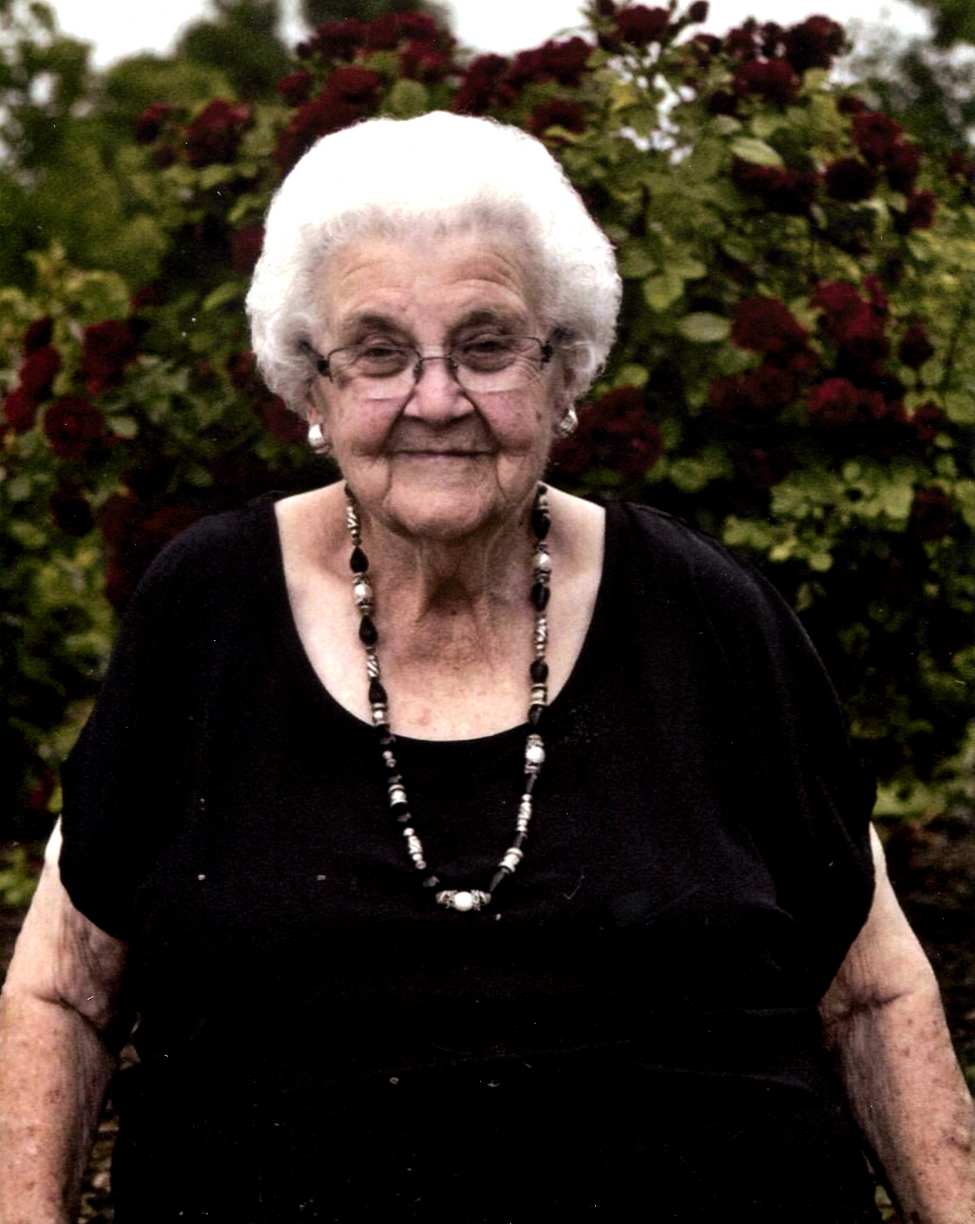 Lydia (Henkel) Schmall, 93, Bayard, formerly of Scottsbluff