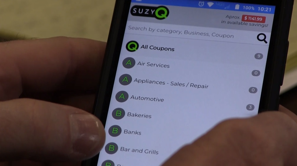 New mobile app aims to bring more shoppers into Scotts Bluff County businesses