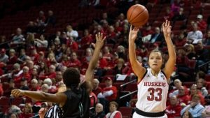 Husker Women pick up first win of season over USC Upstate
