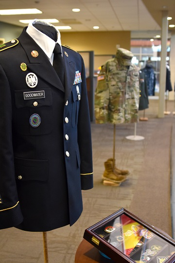 Northeast Community College to honor military veterans with Veterans Day observance; displays