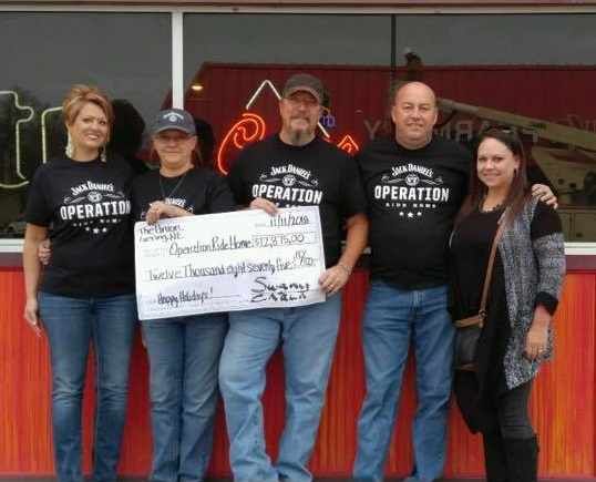 Nearly $13,000 raised during Union Bar Veterans Day fundraiser