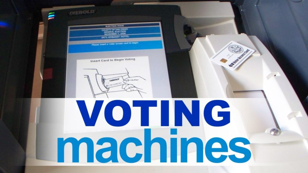 Outdated voting machines spark election worries in Nebraska