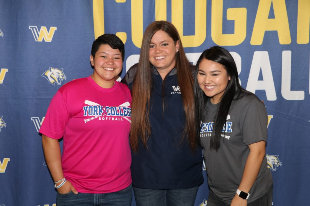 WNCC's Loya, Ramirez ink with York College