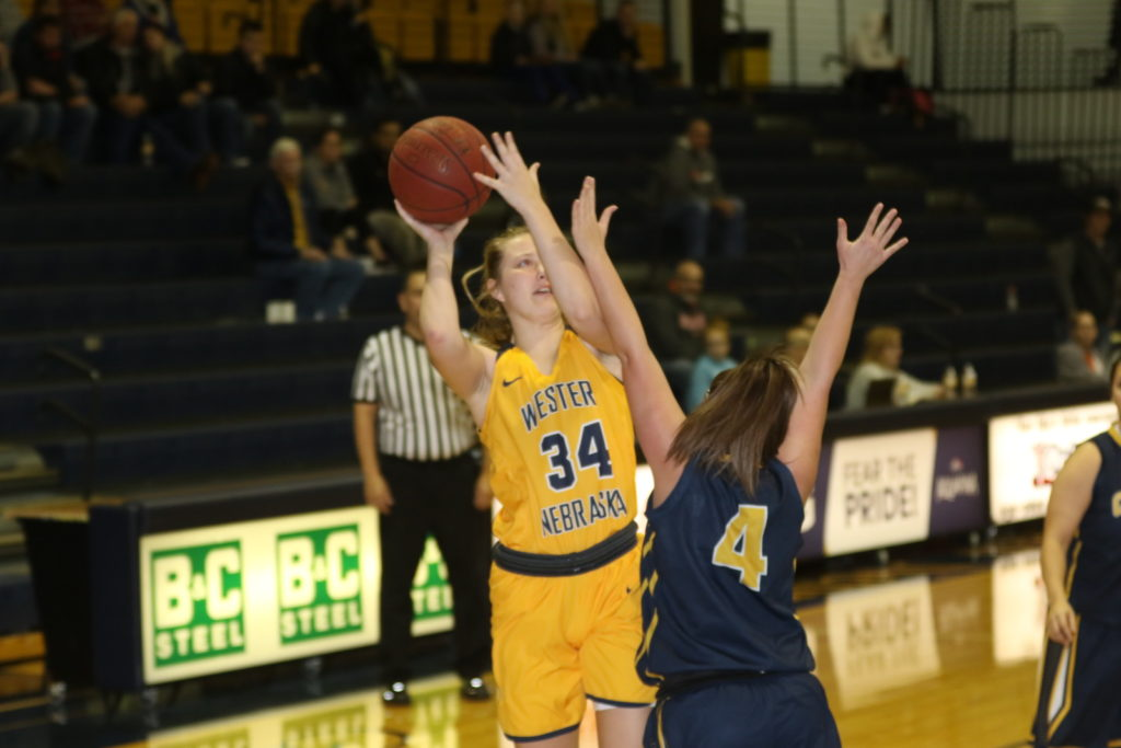 WNCC women cruise past Nebraska All-stars