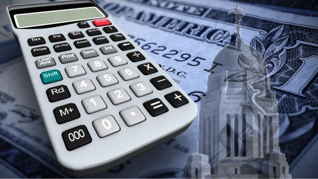 New estimates result in smaller Nebraska budget shortfall