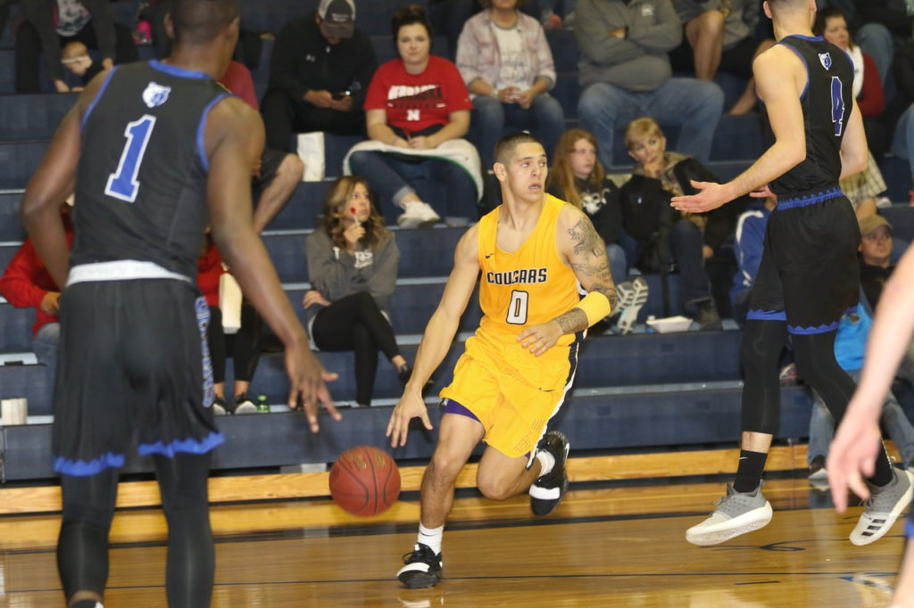 WNCC falls to No. 8 Salt Lake