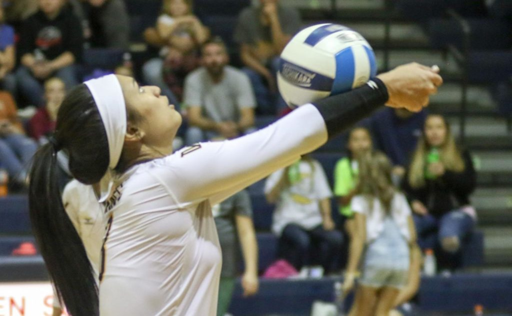WNCC volleyball one win away from 20th straight regional title