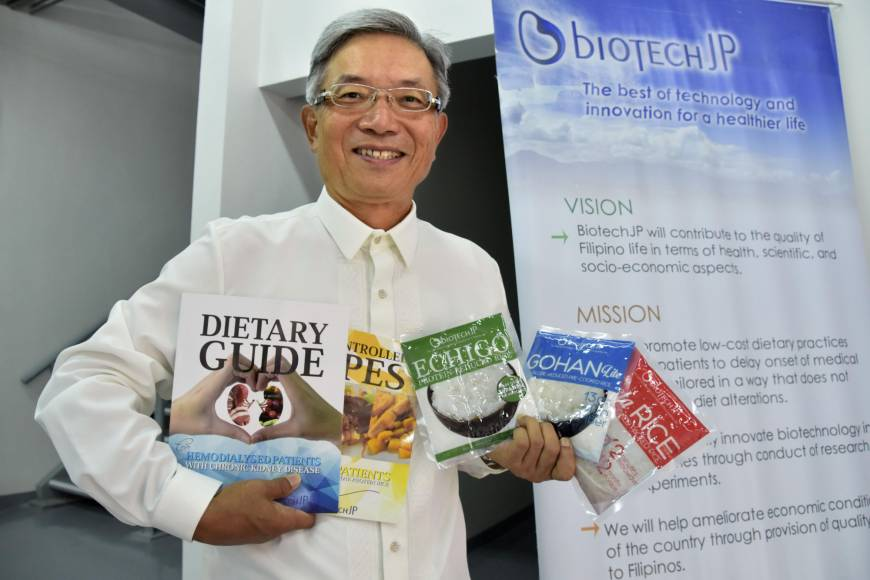 "Japanese firm launches ready-to-eat ""emergency rice"" in Philippines"