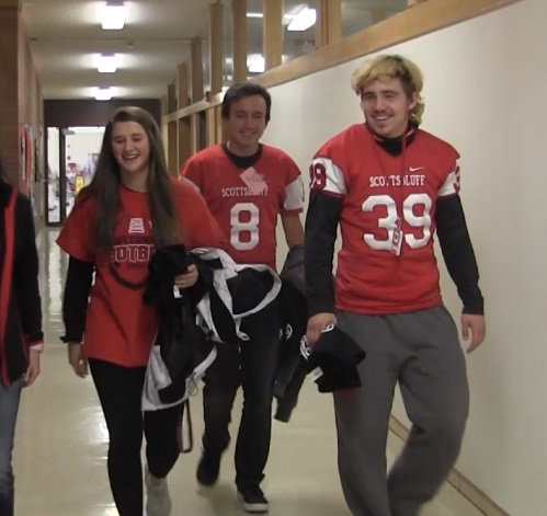 Scottsbluff High School trio named PVC Star Students of the Week