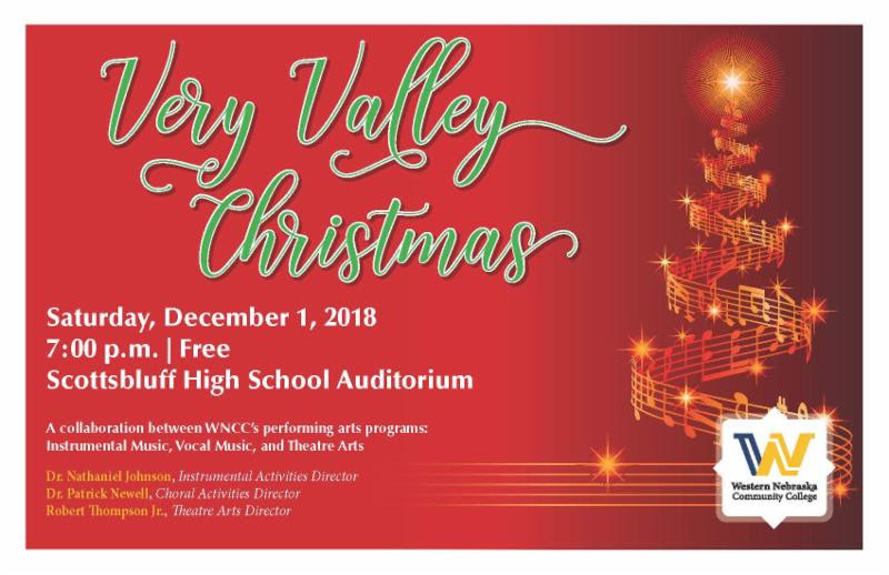WNCC'S Very Valley Christmas set for Saturday evening