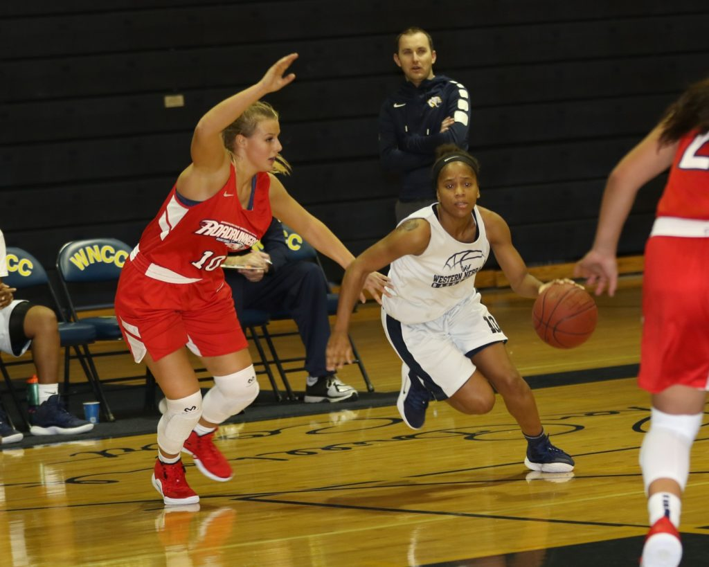 WNCC women fall to No. 10 Seward County in season opener