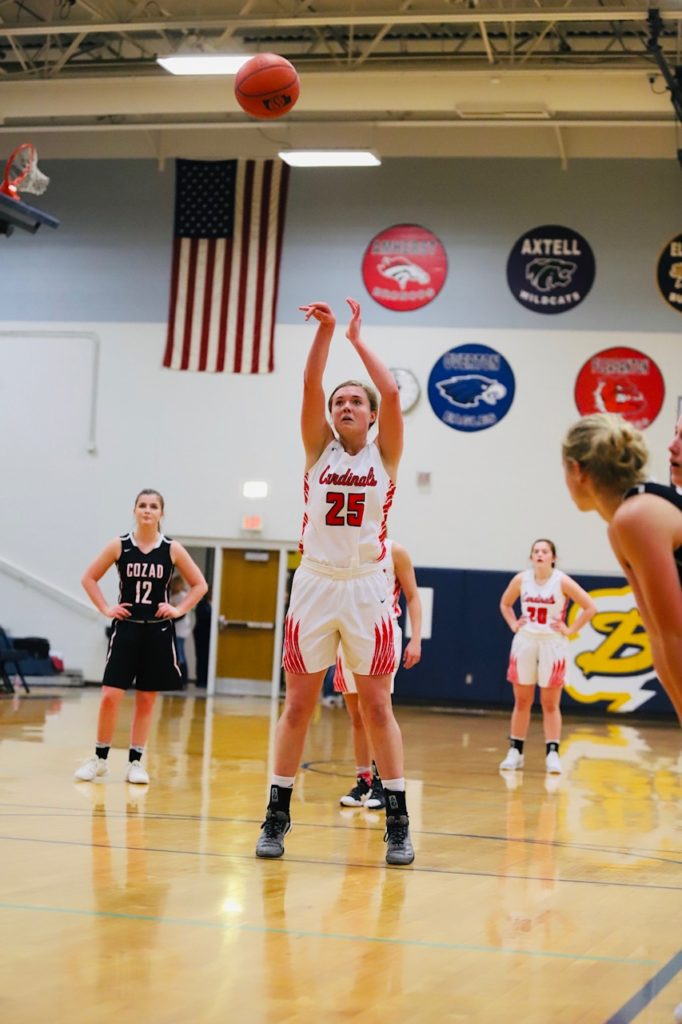 Cardinals and Haymakers Take Home Holiday Tournament Title