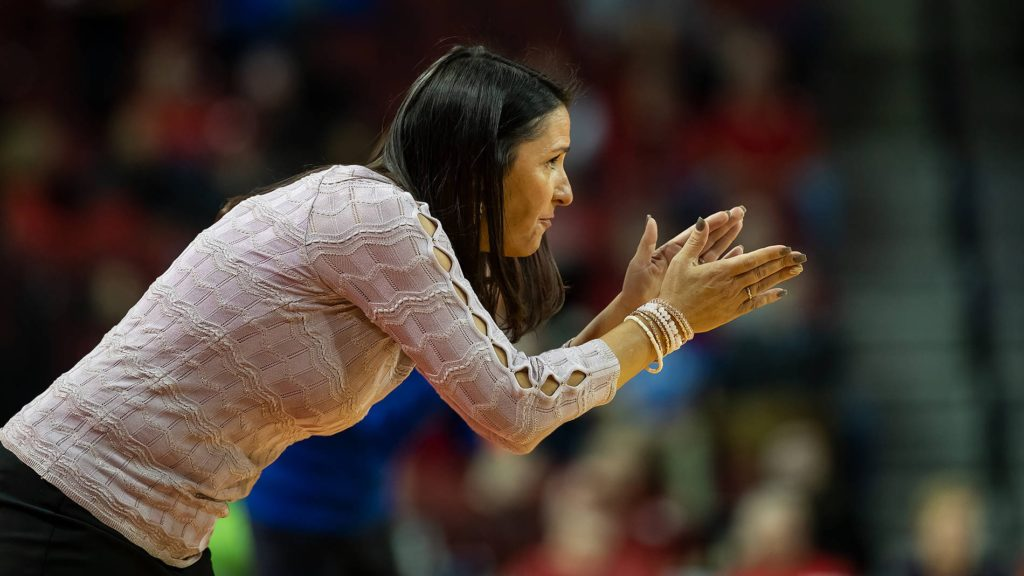 Lady Huskers Return Home to Renew Rivalry with Kansas
