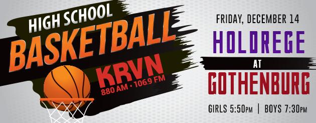 HS Basketball: KRVN