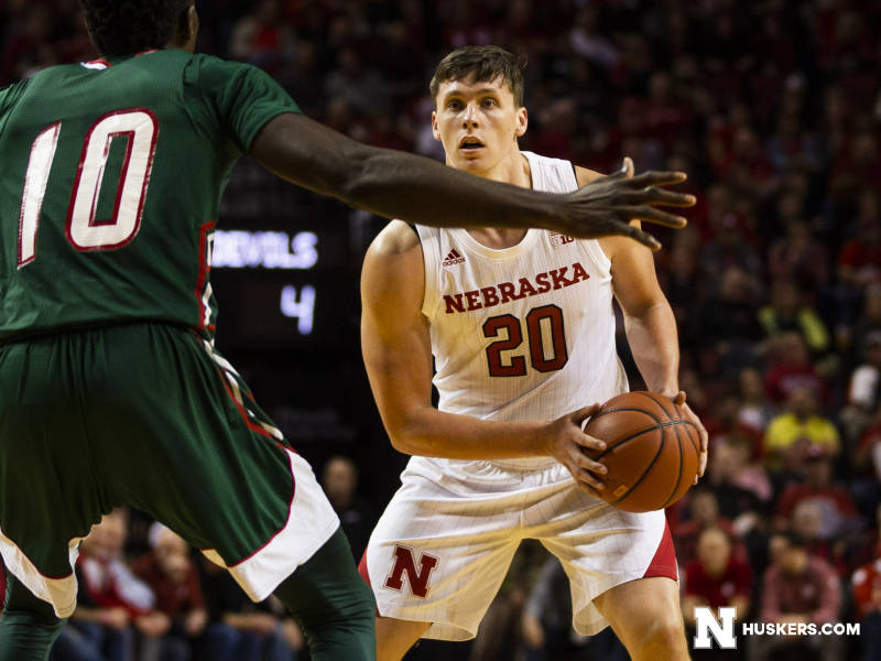 (Audio) Former Swede Star Helps Huskers