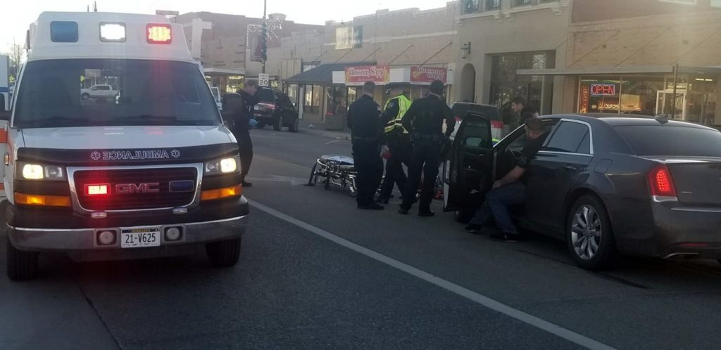 Scottsbluff Police Investigating Car vs. Pedestrian Accident