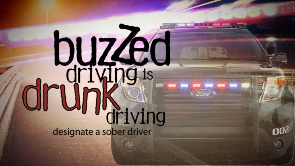"Scottsbluff Police begin ""Buzzed Driving"" holiday enforcement period"