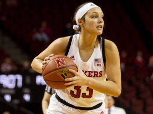 Huskers Run Past Pioneers, 96-71