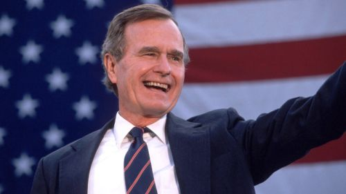 Senators Fischer and Sasse saddened by President George H.W. Bush's Passing