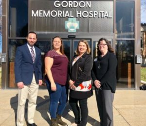 Comprehensive genetics clinic now open at Gordon Memorial Hospital