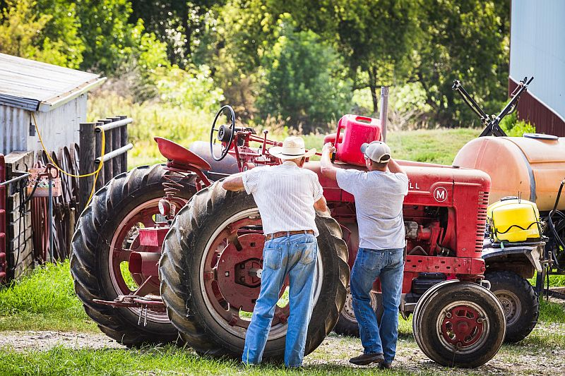 As farmers age, physical changes can lead to greater injury risk