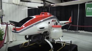 Huge Tires, An Unmanned Helicopter and more! Nebraska Power Farming Show Video Spotlight Reports - Day 2