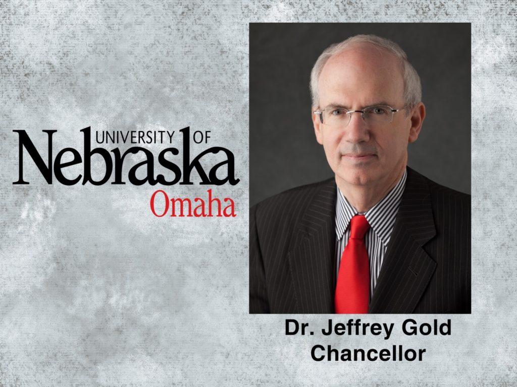 Leader of Univ. of Nebraska-Omaha will stay until 2022