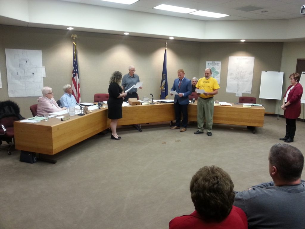 (Audio)West Point City Council Updated On Water Quality Issues