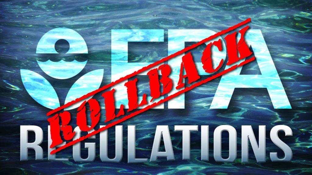 Nebraska GOP lawmakers applaud WOTUS rollback proposal