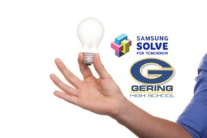 GHS 1 of 5 Nebraska Finalists in Phase II of Samsung Contest