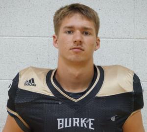 Burke High School's Henrich Named Gatorade Nebraska Football Player of the Year