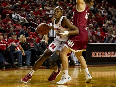 Husker Women lose in Final Minute at Arkansas