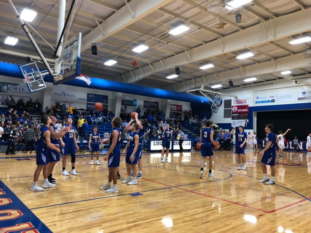 (Audio) Seward boys offense flex's muscle, girls fall for first time