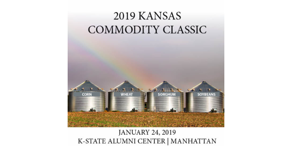 Kansas Commodity Classic to be held on Jan. 24