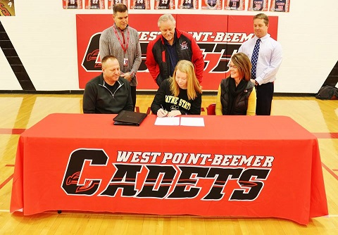 (AUDIO) West Point-Beemer's Paasch heading to WSC for Track