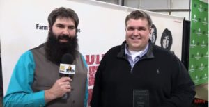 Nebraska Pig Farmer Wins $20,000 Quick Pitch Competition